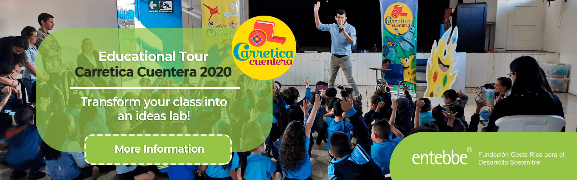 Educational Tour Carretica Cuentera 2020